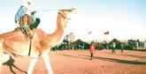 La commune de Dcheira à l'heure de la première course  de dromadaires de Sakia El Hamra