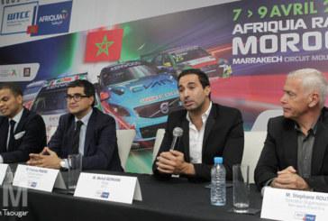 Automobile : Marrakech accueille la première étape du championnat du monde de la FIA WTCC