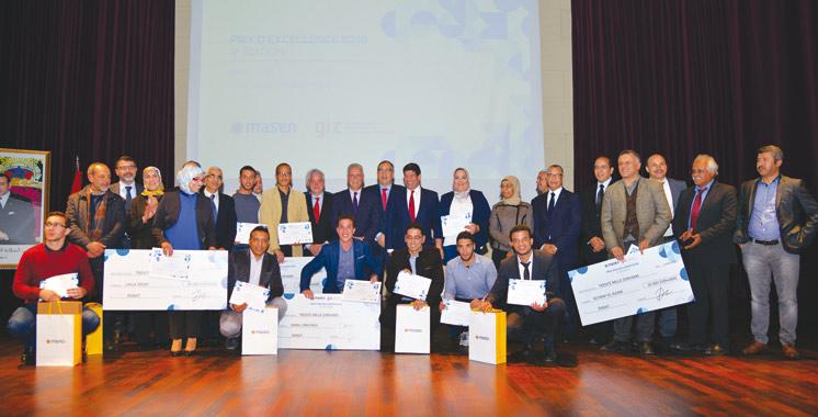 Quatre projets d'étudiants marocains primés: Masen récompense les meilleurs projets liés aux énergies renouvelables