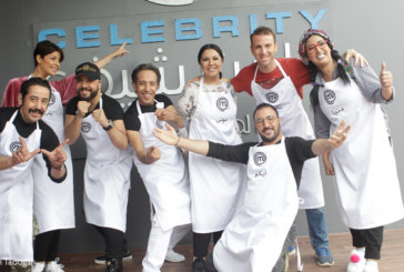 Diapo : Le tournage de Master Chef Celebrity