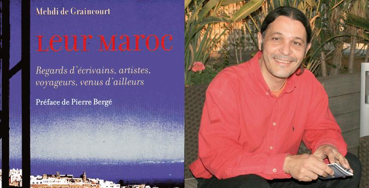 Mehdi de Graincourt rend hommage aux mille facettes du Maroc