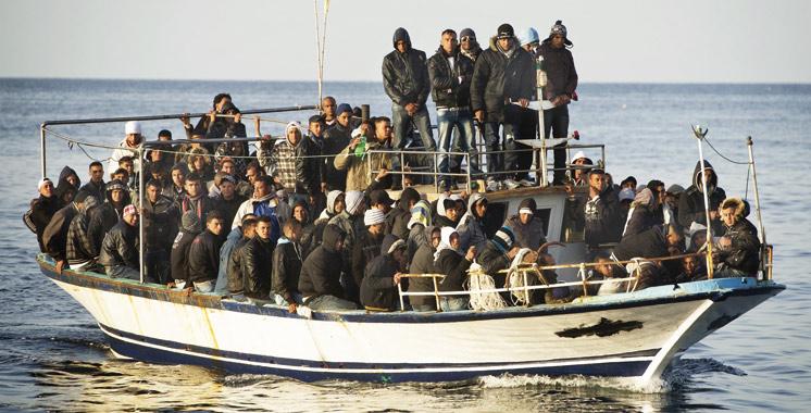 Migrants marocains : 1.200 retours assistés en 2016