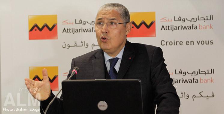 Attijariwafa bank : hausse de 6,7 % du résultat net consolidé