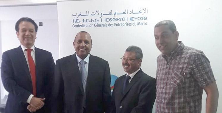 Mohamed Lamine Hormatallah reconduit  à la tête de la CGEM-Sud