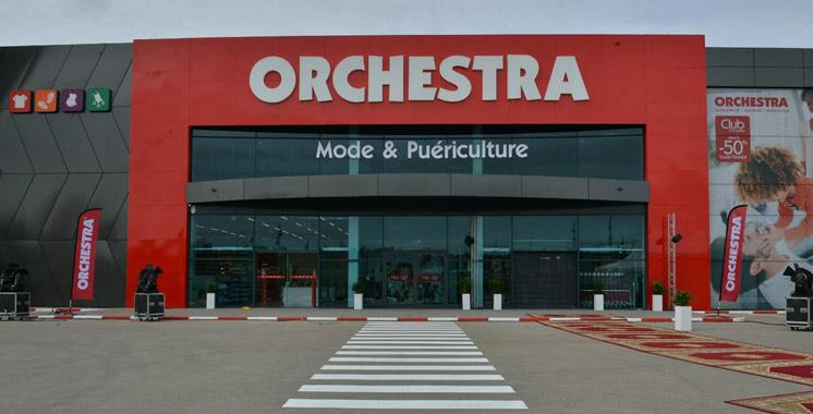 Le plus grand mégastore Orchestra d'Afrique ouvre à Tanger