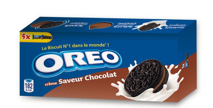 Oreo Crème Saveur Chocolat arrive sur le marché marocain