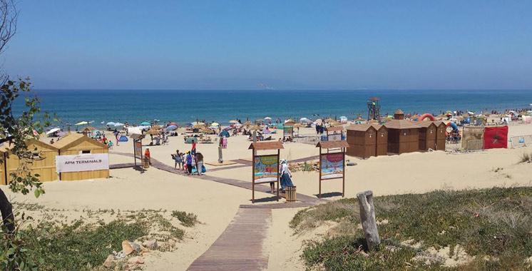 Plages propres : L'engagement d'APM Terminals Tangier récompensé