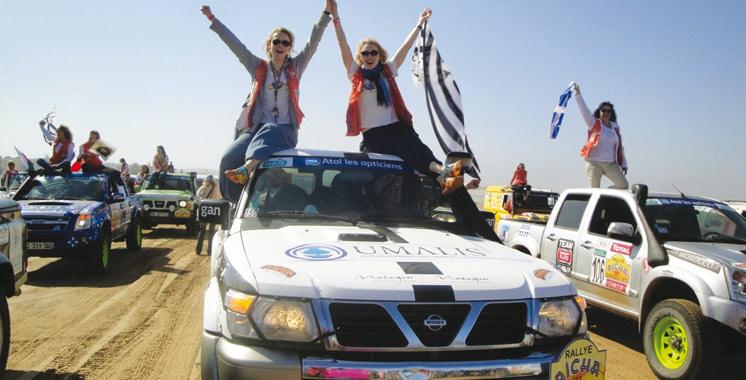 Rallye Aïcha des Gazelles: Un premier véhicule électrique entre en compétition