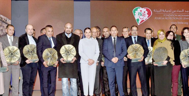 Littoral : Cinq prix décernés à des acteurs de la protection de l'environnement