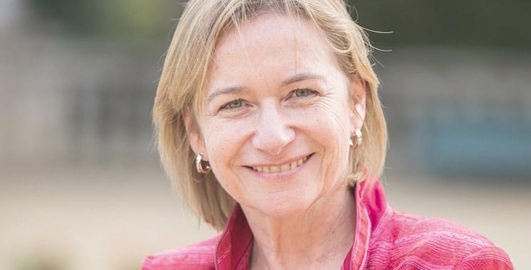 Delphine Borion: «L'enjeu actuel est d'impliquer toute la société, femmes  et hommes, dans ce combat pour l'égalité»