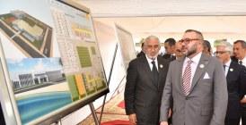 Vidéo: Mohammed VI pose la première pierre d'un Centre de formation dans les métiers de l'hôtellerie et du tourisme