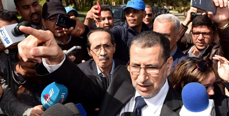 El Othmani: Les consultations pour la formation du gouvernement vont concerner tous les partis