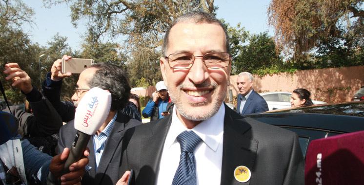 M. El Othmani : «L'architecture gouvernementale prête cette fin de semaine»