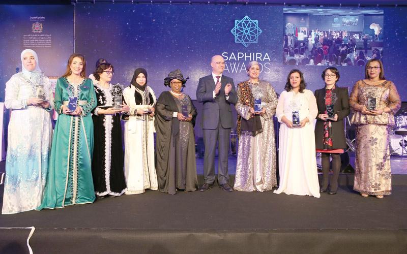 Saphira Awards: 30 femmes d'exception récompensées