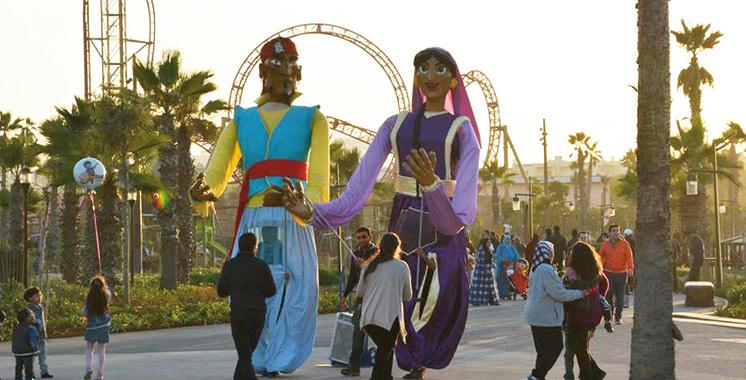 Festival du printemps : Le parc Sindibad sera à la fête