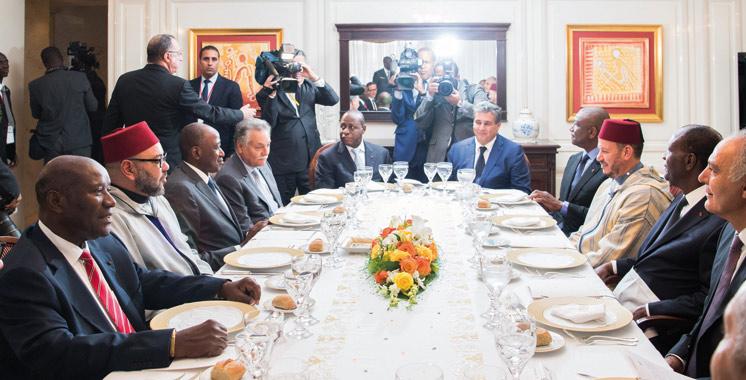 Maroc-Côte d'Ivoire : 14 accords signés à Abidjan