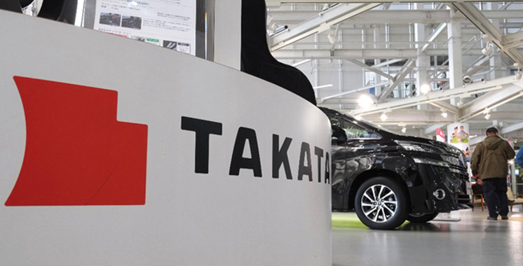 Airbags défectueux: Takata plaide coupable de fraude