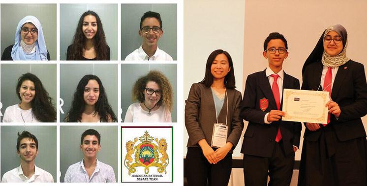 L'équipe marocaine de débat gagne en maturité: Elle participera à une compétition danoise