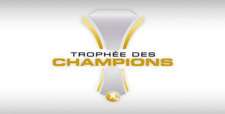 Le Trophée des Champions 2017 de football le 29 juillet à Tanger