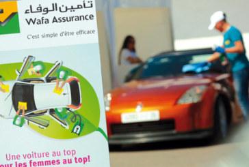 Journée internationale de la femme: Wafa Assurance honore les femmes automobilistes