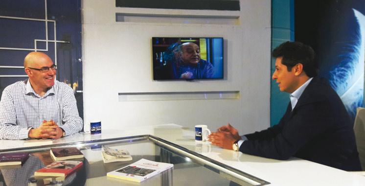 Rencontre avec Xavier Luffin sur Al Oula