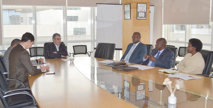 Droits de l'Homme: Une délégation burundaise  en visite au CNDH