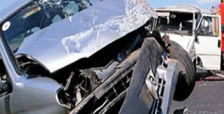Guelmim : Trois gendarmes tués et deux personnes blessées dans un accident