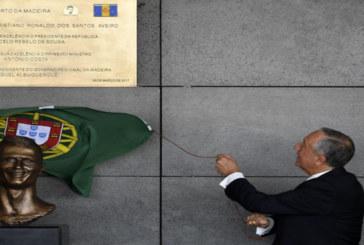 Portugal : L'aéroport de Madère rebaptisé au nom de Cristiano Ronaldo