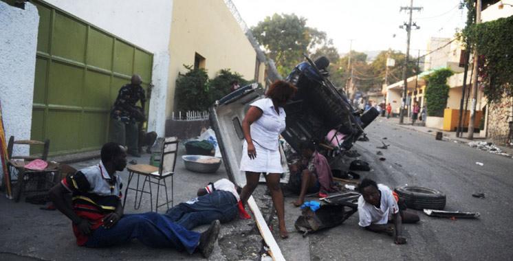 Un autobus fonce dans une foule au Haïti: le bilan monte à 38 morts