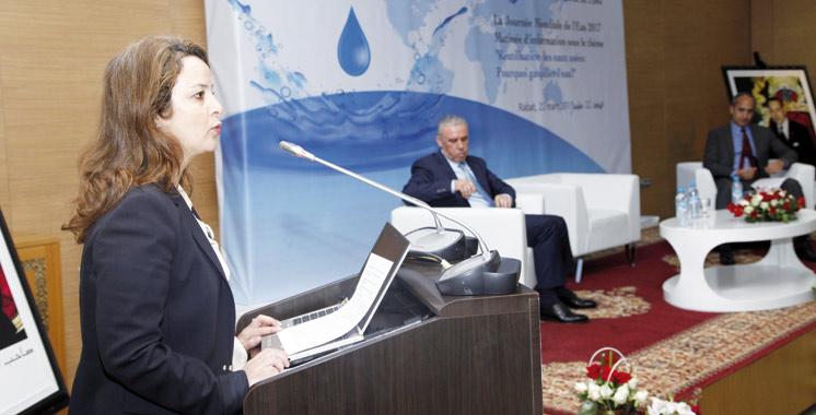 Stress hydrique : L'urgence de la réutilisation des eaux usées