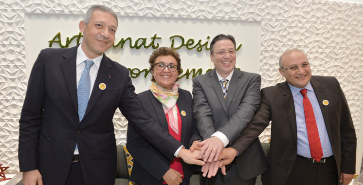 Holmarcom promeut l'artisanat marocain à l'étranger