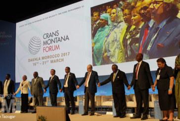 Crans Montana Forum : Tous les yeux rivés sur Dakhla !