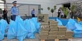 Arrestation à Bab Sebta d'un Espagnol en possession de 105 kg de Chira