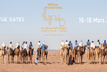 Le festival international des nomades du 16 au 18 mars