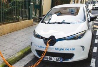 Le Maroc veut produire des voitures électriques