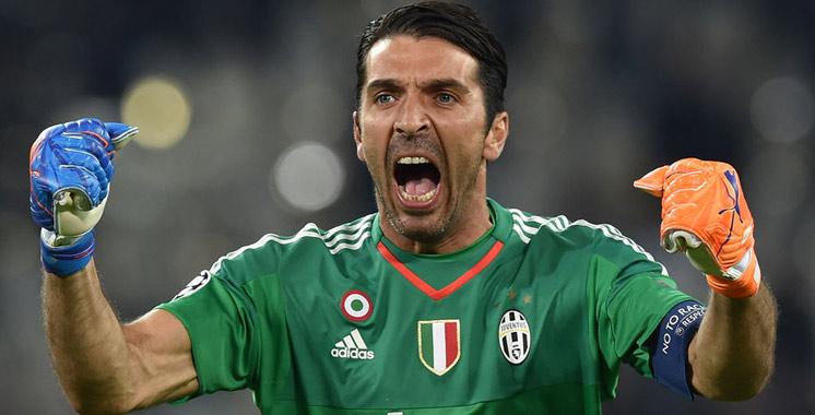 Et de mille pour Gianluigi Buffon