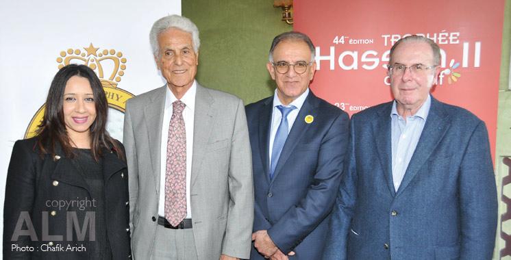 Golf : 144 joueurs et 126 joueuses en compétition à Rabat