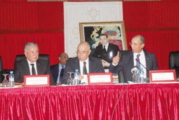 Modèle de développement des provinces du Sud : L'Intérieur  fait escale à Guelmim