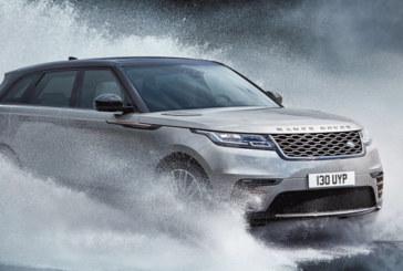 Une nouvelle dimension de prestige: Range Rover encense son Velar