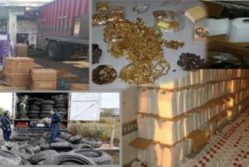 Plus de 33 millions de dirhams de marchandises saisies par l'ADII