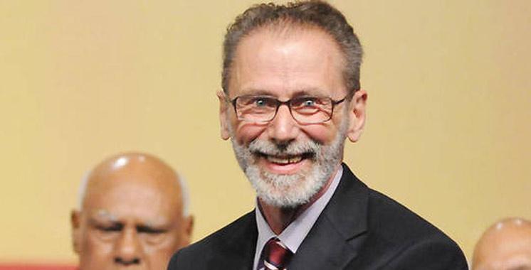 Le prestigieux prix Abel décerné au mathématicien français Yves Meyer