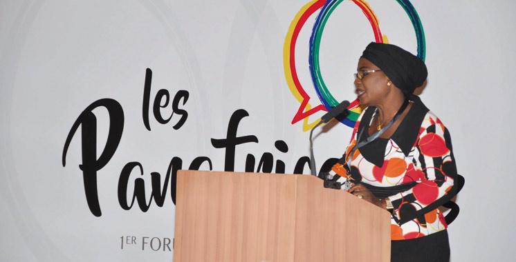 Le Forum des Panafricaines couronné par la création du «Réseau des femmes journalistes d'Afrique»