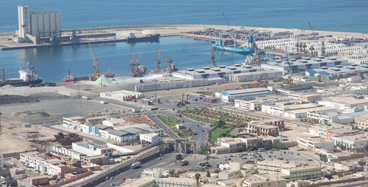 Trafic portuaire  : Le port d'Agadir réalise une hausse  de 18,2% en 2020