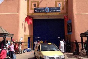 Marrakech: Décès d'un détenu à la prison locale  de l'Oudaya suite à un malaise