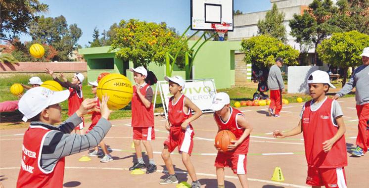 Vivo Energy et Tibu Maroc soutiennent  le sport scolaire