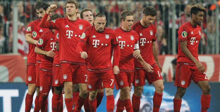 Le Bayern en tournée promotionnelle cet été en Chine et à Singapour