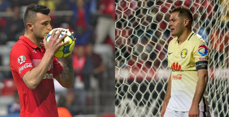 Mexique : deux footballeurs suspendus un an pour Violences envers les arbitres