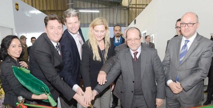 Aéroport international Mohammed V de Casablanca: UPS inaugure un nouvel entrepôt sous douane  de 1.300 m²