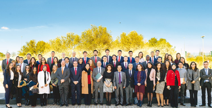 Master international «Banque et marchés financiers»: Des étudiants marocains en immersion à Madrid