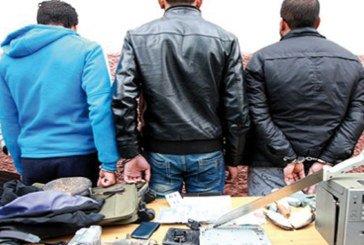 Marrakech : Démantèlement d'une bande de trois malfaiteurs